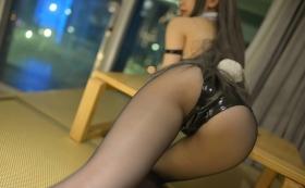 Mai Sakurajima Uniform Bunny Girl Youthful P ig Bastard Doesnt See Bunny Girl Senpais Dream044