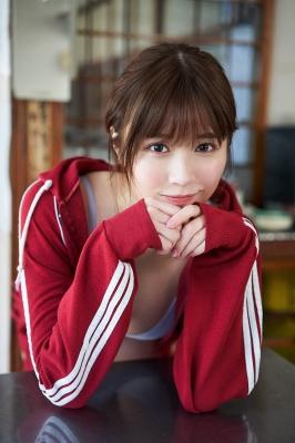 Yuka Kohinata Fluffy face and nice body001