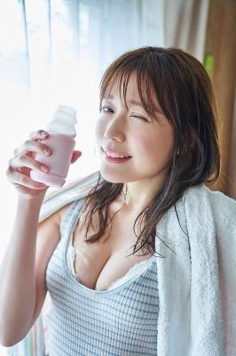 Yuka Kohinata Fluffy face and nice body010