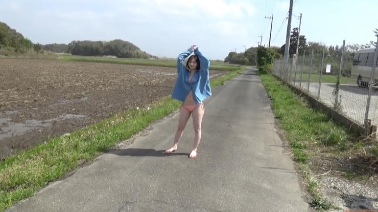 Ayuna Nitta swimsuit gravure Japans cutest high school girls fleshy body024
