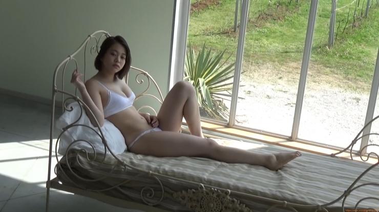 Ayuna Nitta swimsuit gravure Japans cutest high school girls fleshy body051