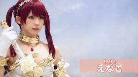 Enako Moe Iori Kokoro Shinozaki, White Bikini Bikini Armor013