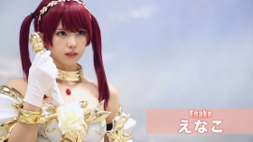 Enako Moe Iori Kokoro Shinozaki, White Bikini Bikini Armor012