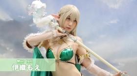 Enako Moe Iori Kokoro Shinozaki, White Bikini Bikini Armor020