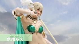 Enako Moe Iori Kokoro Shinozaki, White Bikini Bikini Armor018