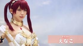 Enako Moe Iori Kokoro Shinozaki, White Bikini Bikini Armor014