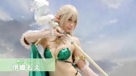 Enako Moe Iori Kokoro Shinozaki, White Bikini Bikini Armor021