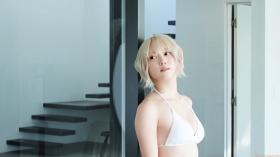 Enako Moe Iori Kokoro Shinozaki, White Bikini Bikini Armor092