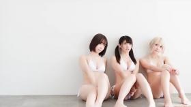 Enako Moe Iori Kokoro Shinozaki, White Bikini Bikini Armor122