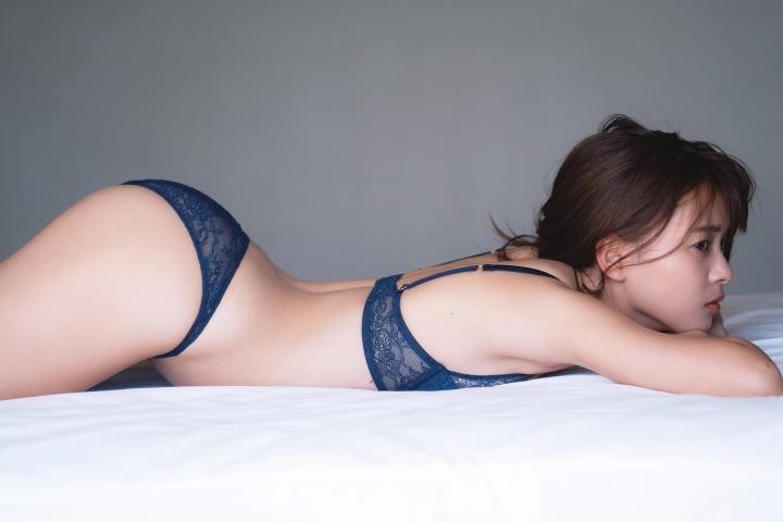 Yume Shinjo Swimsuit Gravure Photo Book Yumeiro t006