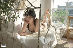 Cat bikini bet Korean gravure model022