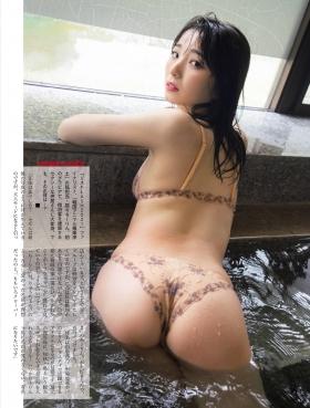 Foxy ChiRin Swimsuit Gravure Sengoku An imal Gokuraku Jodo004