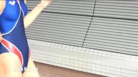 Lena Kuroki bathing suit images arena arena pool031