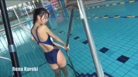 Lena Kuroki bathing suit images arena arena pool061