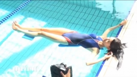 Lena Kuroki bathing suit images arena arena pool084