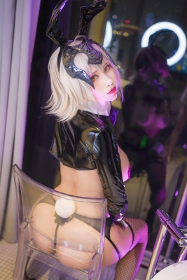 Jeanne dArc Orta Reverse Bunny Maximum Exposure Cosplay 333010