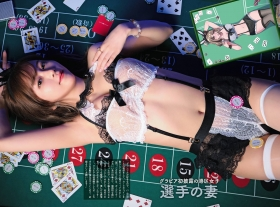 Delusional erotic swimsuit gravure Sasha Nami Roruri Takeuchi Hoshina Players wife006