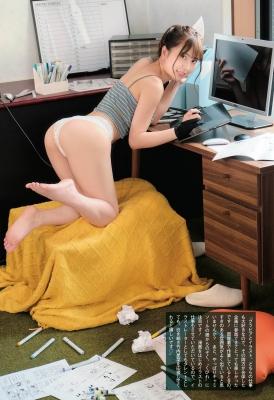 Delusional erotic swimsuit gravure Sasha Nami Roruri Takeuchi Hoshina Players wife003