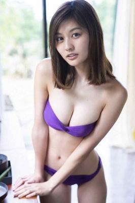 Yume Hayashi the graceful Miss Perfect swimsuit bikini013