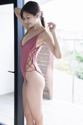 Yume Hayashi the graceful Miss Perfect swimsuit bikini016