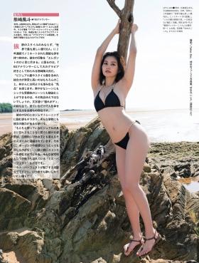 Yume Hayashi the graceful Miss Perfect swimsuit bikini026