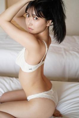 Miru Shirama Rei Uenishi NMB48 two perfect bodies006
