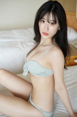 Miru Shirama Rei Uenishi NMB48 two perfect bodies007