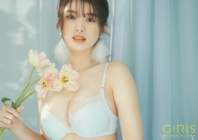 Fumika Baba wearing lingerie with her stunning divine body004