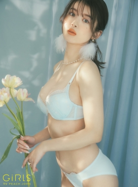 Fumika Baba wearing lingerie with her stunning divine body005