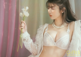 Fumika Baba wearing lingerie with her stunning divine body008