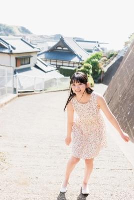 Sayama Suzuka First swimsuit gravure Big impression007