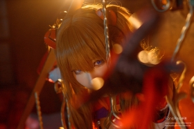 Evangelion Pilot Suit Shikinami Asuka Langley Costume Play009