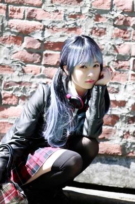 Nagisa Hayakawa Transformed into a Gal001