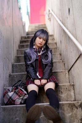 Nagisa Hayakawa Transformed into a Gal002