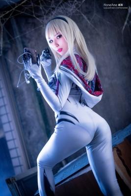 Gwenom Spider Gwen Cosplay008