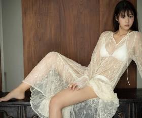 Arina Mitsuno 18 looks like shes about to burst into a fresh bikini012