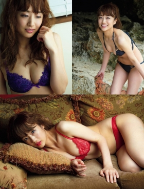 Risa Kudo the gravure queen of my dreams is back002