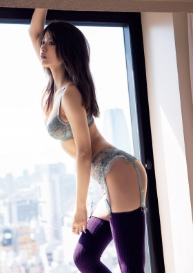 Fumika Baba Lingerie Embracing the Flowing Time010