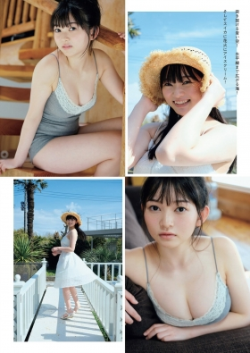 Sayama Suzuka Finally the ban on swimsuit gravure is lifted this summer Full release of its potential002