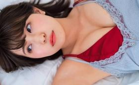 Haruka Bando occupation said to be a tease004