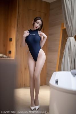 High Legged Swimsuit Image PITYSIE007