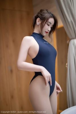 High Legged Swimsuit Image PITYSIE009