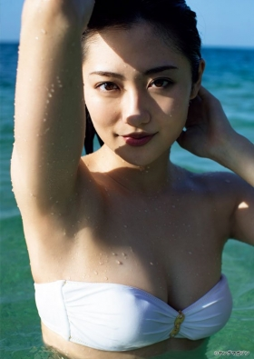 The erotic body of Kazusa Okuyama, Japans most successful actress008