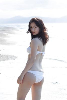The erotic body of Kazusa Okuyama, Japans most successful actress009