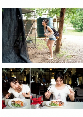 The erotic body of Kazusa Okuyama, Japans most successful actress017