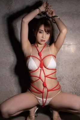 Tomomi Morisaki Dynamite body Gtits 7 changes019