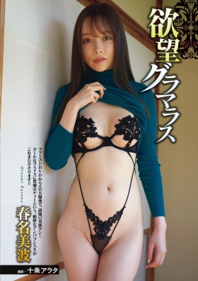 Minami Haruna Desire Glamorous001