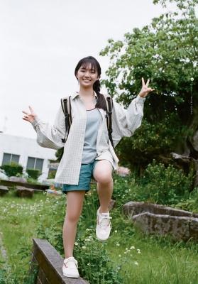 Luna Toyoda heroine of Ultraman Trigger009