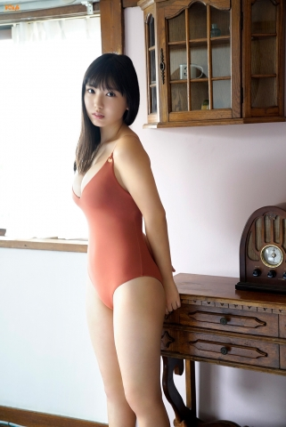 Aika Sawaguchithe new queen of gravure at 16 Im so excited001
