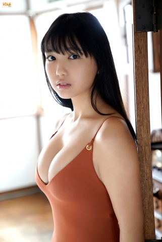 Aika Sawaguchithe new queen of gravure at 16 Im so excited003